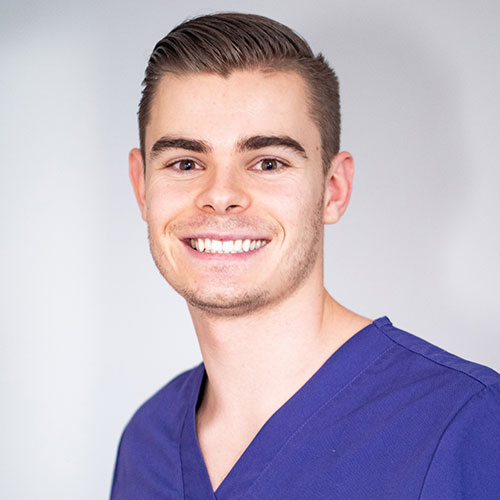 Dr Ben Gregory dentist at  Morris Dental Care, Oldham