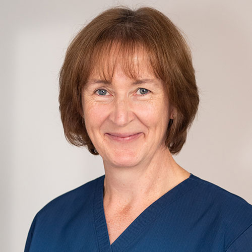 Carol Pritchard - senior dentist at  Morris Dental Care, Oldham
