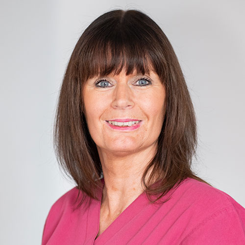 Karen Cannon, Oral Health Educator and Receptionist  at Morris Dental Care, Oldham