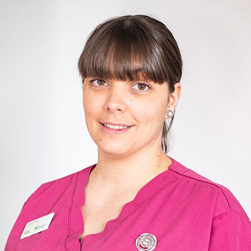 Laura Taylor, Dental Nurse at Morris Dental Care, Oldham